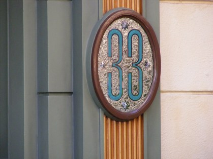 Previous Club 33 Entrance